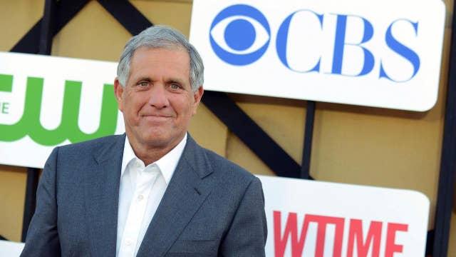 CBS Board weighs future of Leslie Moonves