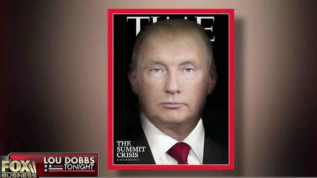 Trump gets slammed by Time Magazine, The New Yorker