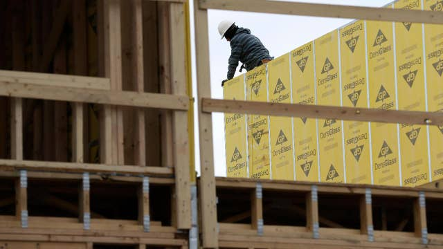 Real estate facing young construction worker shortage