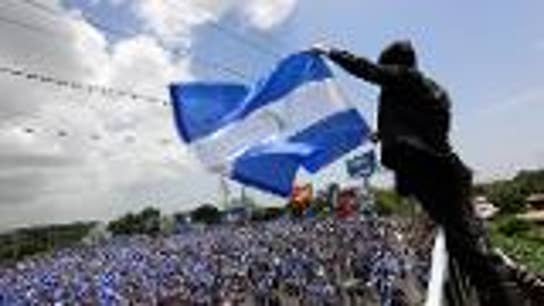 US places sanctions on three top Nicaraguan officials
