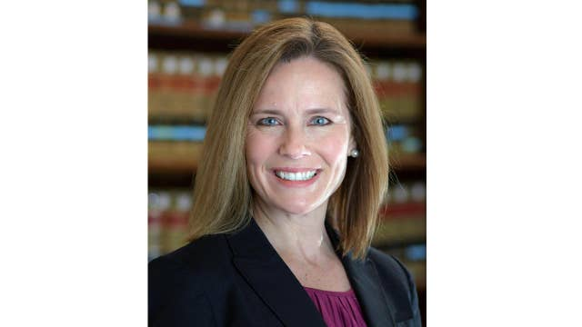 Trump's next Supreme Court pick should be Amy Coney Barrett: Ben Shapiro