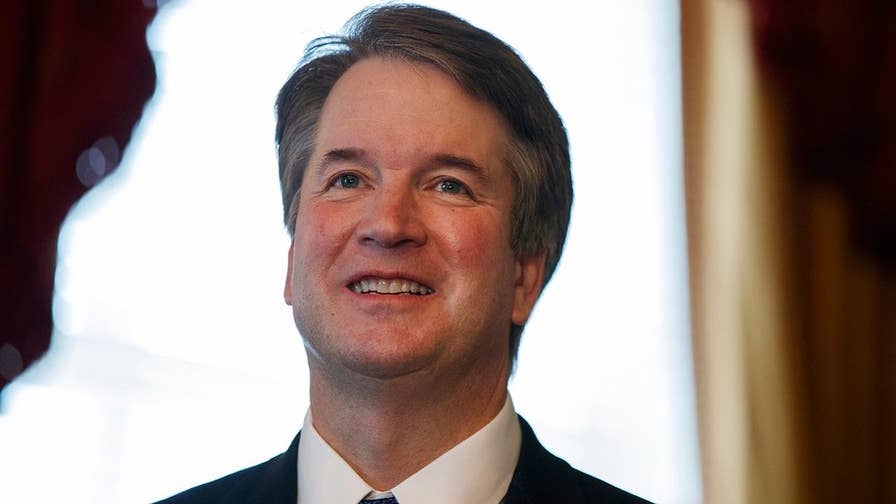 Pastor Robert Jeffress predicts that President Trump's Supreme Court pick Judge Brett Kavanaugh will be confirmed by Congress.