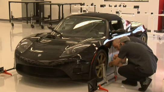 Tesla Model 3 has suppliers worried