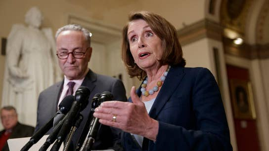 Pelosi accuses media of trying to 'undermine' her chances of becoming speaker again