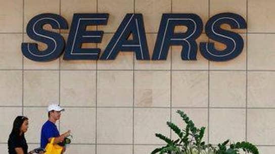 Sears surges as retailer posts smaller sales decline