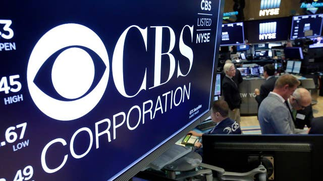 CBS executive says conference call will stick to earnings