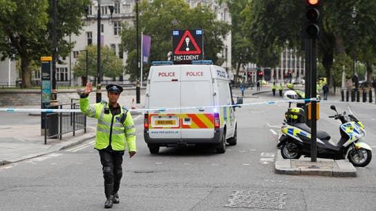 London driver arrested on suspicion of terrorism