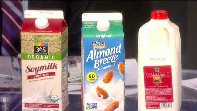 FDA vs. milk substitutes