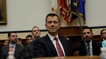 Rep. Andy Biggs (R-Ariz.) on how former FBI agent Peter Strzok's anti-Trump bias impacted his work at the FBI.