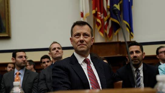 Rep. Biggs says Strzok's anti-Trump bias impacted his work at the FBI