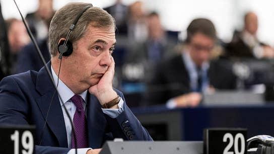 Italian leaders won't be bullied by IMF: Nigel Farage