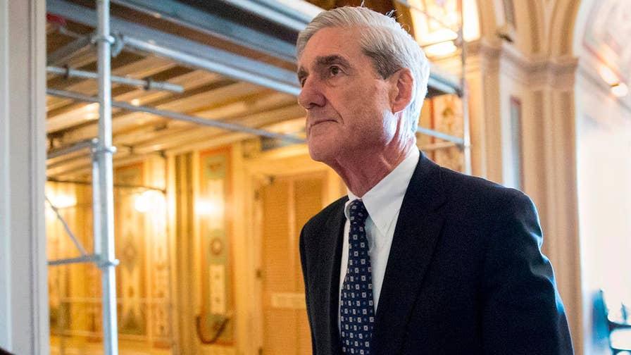 FBN's Trish Regan criticizes special counsel Robert Mueller's Russia probe.