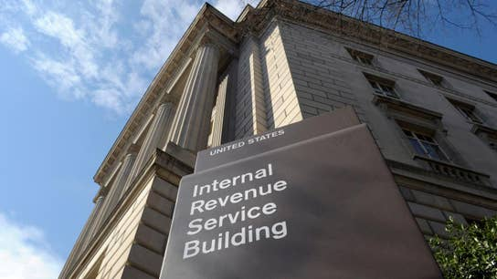 IRS employees aren't being held accountable for bad behavior: Sen. Enzi