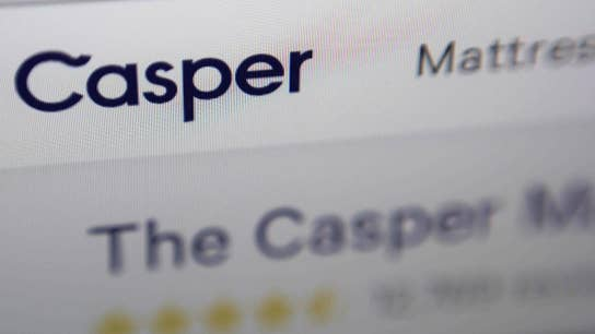 Casper plans to open 200 brick-and-mortar stores in North America