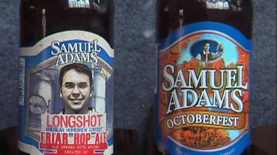Massachusetts mayor boycotting Sam Adams over Trump support