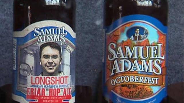 Massachusetts mayor boycotting Sam Adams over Trump support