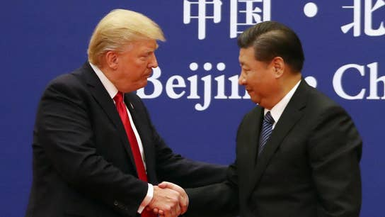 Trump administration using US economy as bargaining chip against China