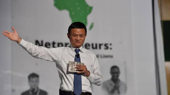 Alibaba co-founder Jack Ma, will retire a year from now