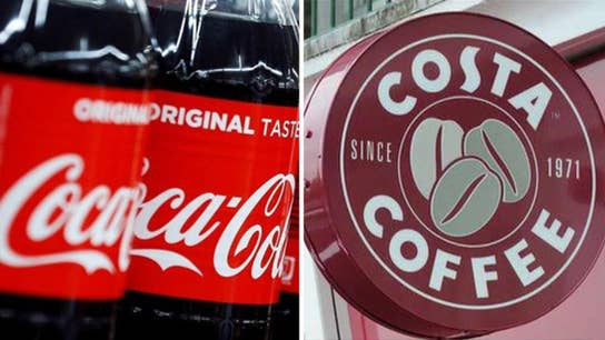 Coca-Cola buying Costa Coffee; Lyft may be headed to IPO