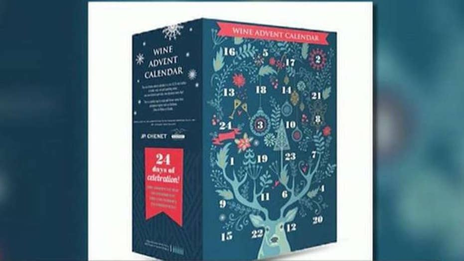 Aldi's wine and cheese Advent calendars are coming to the US