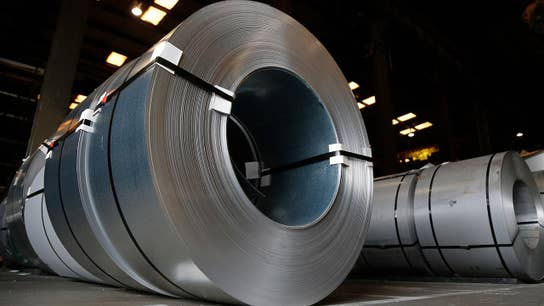 Aluminum plant benefiting from Trump's tariffs