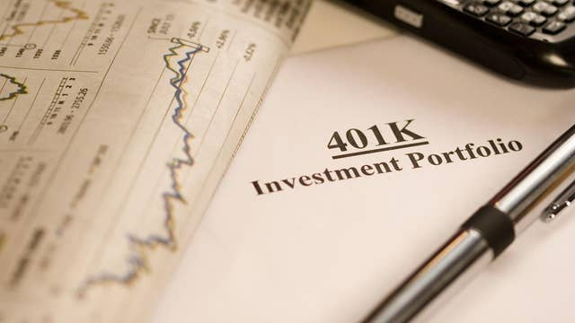 Record number of 401(K) millionaires