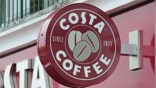 Coca-Cola buying Costa Coffee for $5.1B
