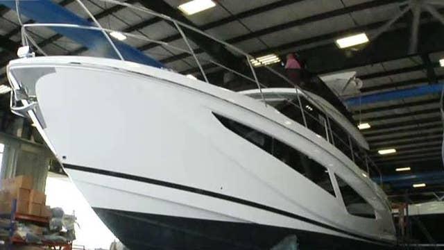 Luxury yacht industry under assault by tariffs: Gerri Willis