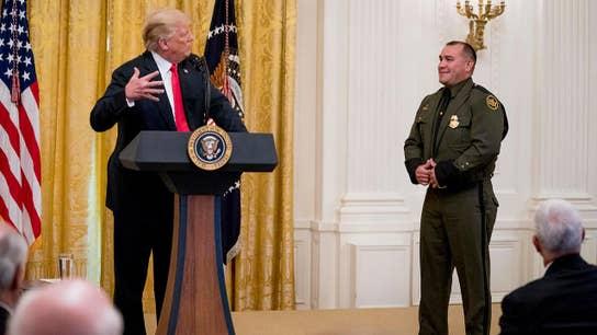 Trump is shining a spotlight on immigration problem: Brandon Judd