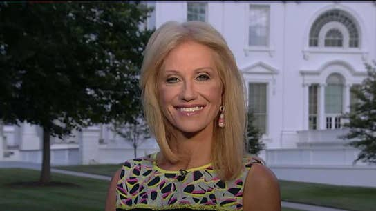 Kellyanne Conway on the firing of Peter Strzok
