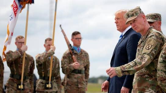 US defense bill focuses on China, Russia
