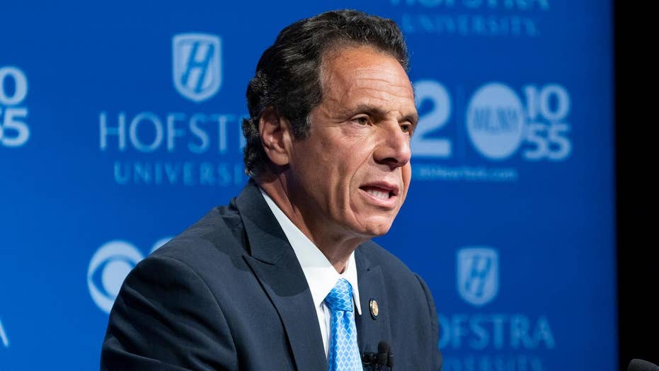 Is Andrew Cuomo out of touch with the Democratic Party?