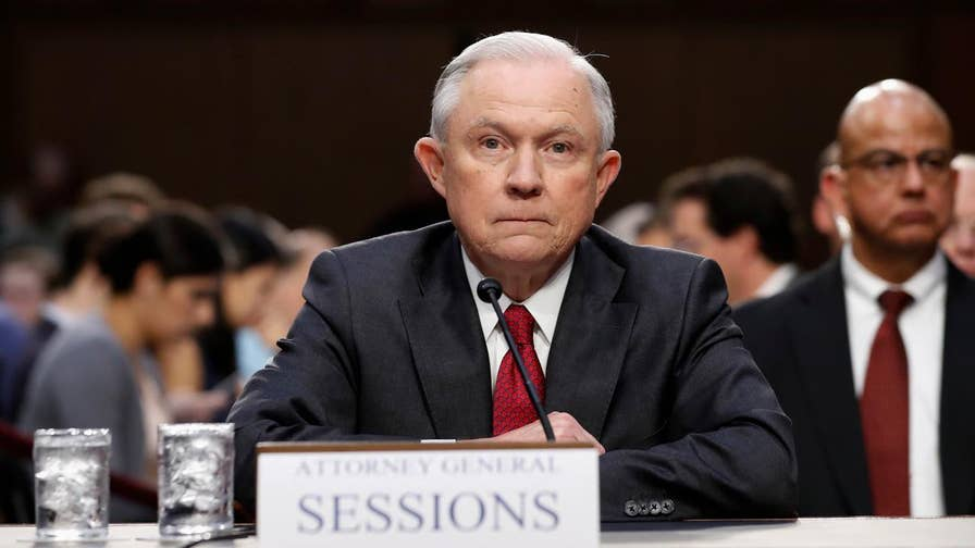 """""""The Daily Briefing"""" host Dana Perino discusses the relationship between President Trump and Attorney General Jeff Sessions."""