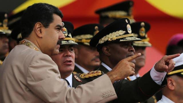Signs Venezuela's Maduro regime faked assassination attempt: Whiton