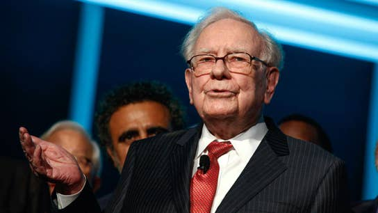 Warren Buffett on eBay: I probably should have bought the stock
