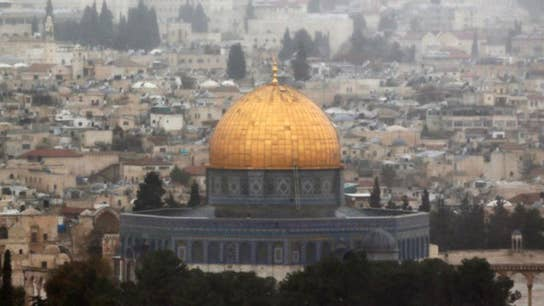 In Israel the two-state solution is a non-starter: David Rubin