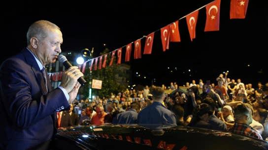 Stocks higher on earnings, optimism, brushing off Turkey fears