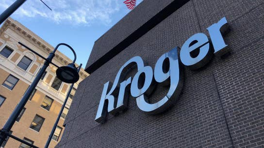 Kroger teaming up with Alibaba to sell groceries in China