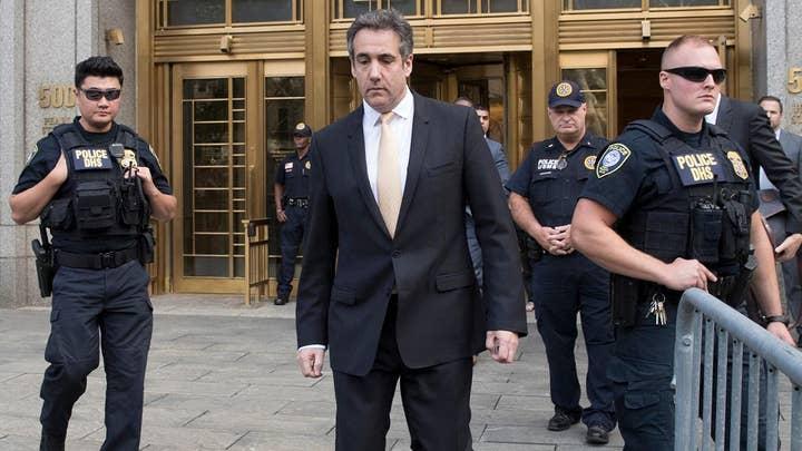Michael Cohen pleads guilty, implicates Trump