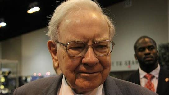 Warren Buffett just made a rare investment in this industry