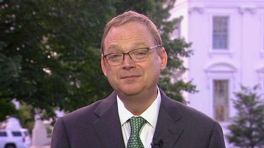 Kevin Hassett on trade negotiations with Mexico