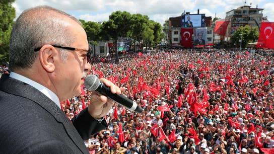 We've increased the tariffs on Turkey: Kevin Hassett
