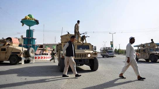 Taliban offensive in Afghanistan's Ghazni leaves hundreds killed