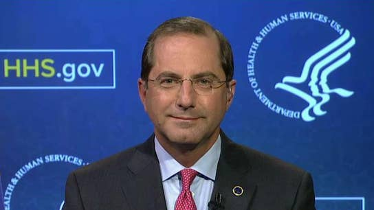 Carolinas will be dealing with mental-health issues for a long time: Alex Azar