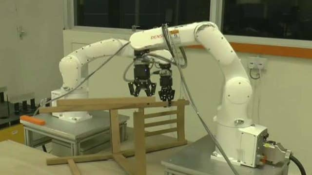 Robots will create more jobs than they displace: Report
