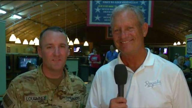 KC Royals legends to watch game alongside deployed National Guard troops