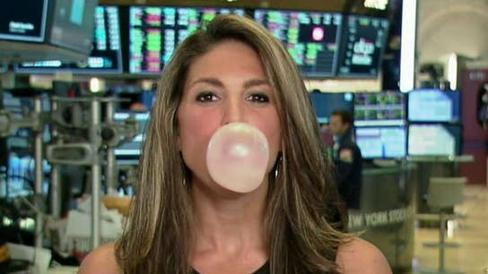 FBN personalities take bubble gum challenge to raise breast cancer awareness