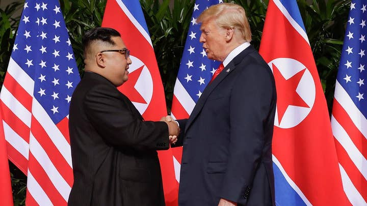Kim Jong Un requests second summit in letter to Trump