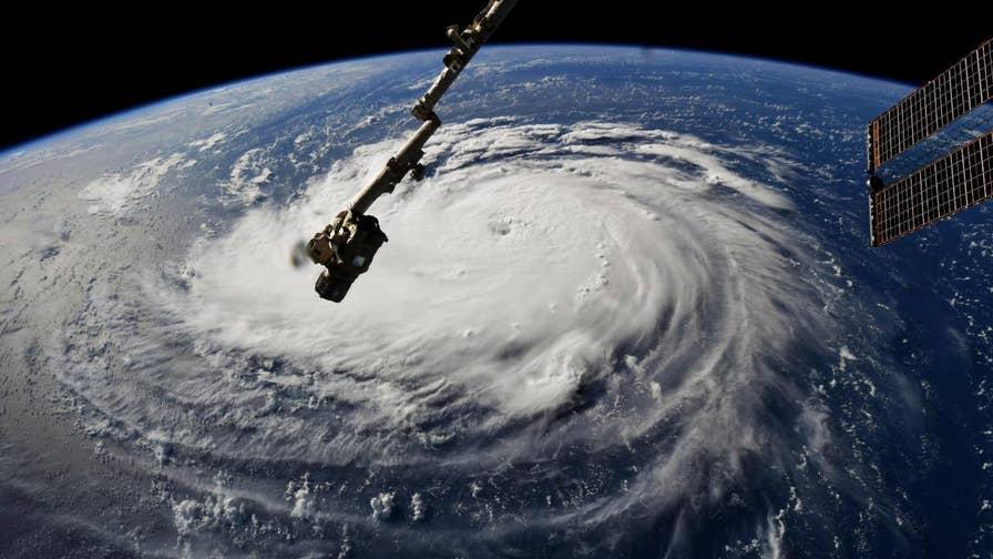 Red Cross Spokesperson Jonathan McNamara on preparations as Hurricane Florence approaches the U.S. coast.