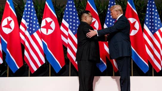 North Korea asks Trump for second meeting